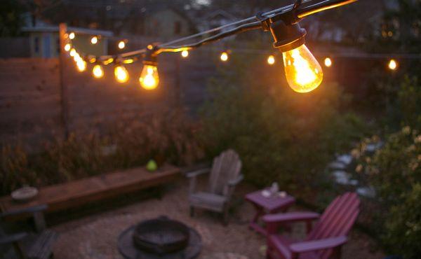 Vintage Apartment Fairy Lights : Ce Nu Trebuie Sa Lipseasca Dintr O Curte  Interioara Confortabila